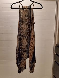 Final Touch High Low Dress